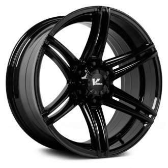 V-ROCK® - TERRAIN Matte Black