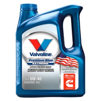 Valvoline® - Premium Blue Extreme™ Synthetic Diesel Motor Oil