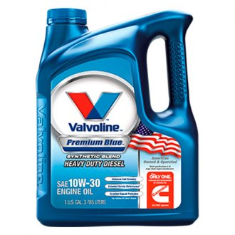 Valvoline® - Premium Blue™ 8600 ES Synthetic Blend SAE 10W-30 Heavy Duty Diesel Engine Oil