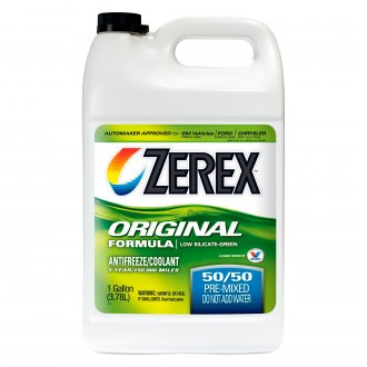 Valvoline® - ZEREX™ Original Green Antifreeze/Coolant