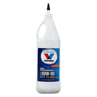 Valvoline® - SAE 80W-90 High Performance Gear Oil 1 Quart