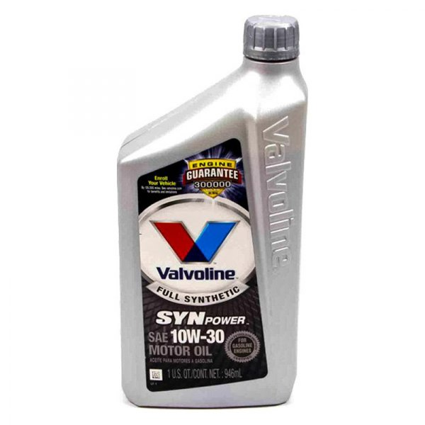 Valvoline 935 6 Synpower Sae 10w 30 Full Synthetic