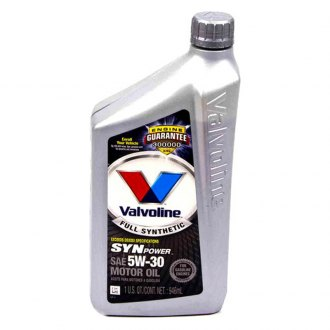 Valvoline® - SynPower™ Full Synthetic Motor Oil