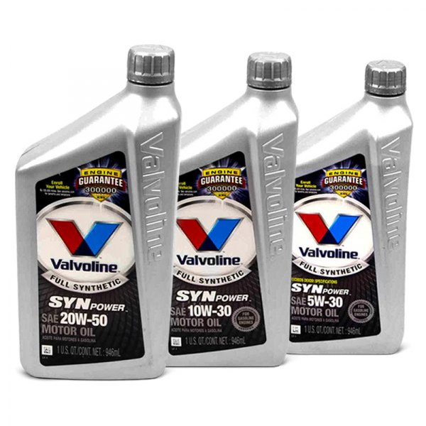 Valvoline Synpower Full Synthetic Motor Oil Sae 5w 30 1