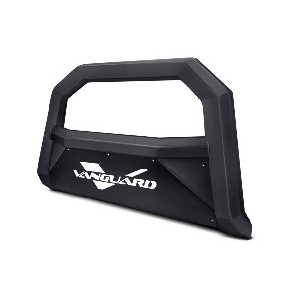 VANGUARD VGUBG-1772-1920BK for 2014 2019 Nissan Rogue Bumper Guard Black Elegant Runner
