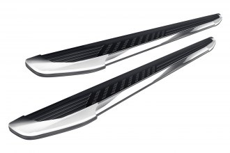 "Vanguard Off-Road® - 5"" F5 Style Brushed Running Boards"