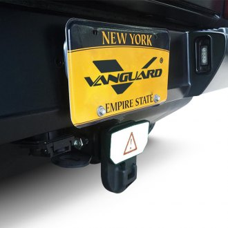 "Vanguard Off-Road® - Tri-Fold Hitch Step for 2"" Receivers"