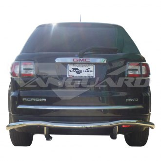 Vanguard Off-Road® - Single Tube Polished Rear Bumper Guard