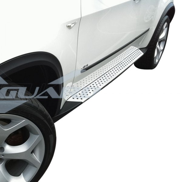 "Vanguard Off-Road® - 5"" Factory Style Brushed Running Boards"