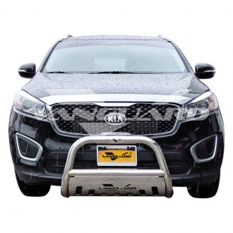 "Vanguard Off-Road® - 2.5"" Bull Bar with Skid Plate"