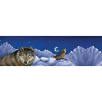 "VantagePoint® - ""Wolves"" Rear Window Graphic"