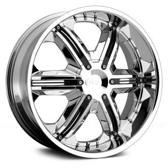 VCT® - CORLEONE Chrome with Black Inserts