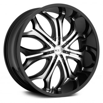 VCT® - GODFATHER Black with Machined Face