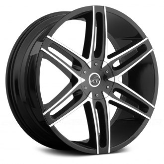 VCT® - V8 Black with Machined Face