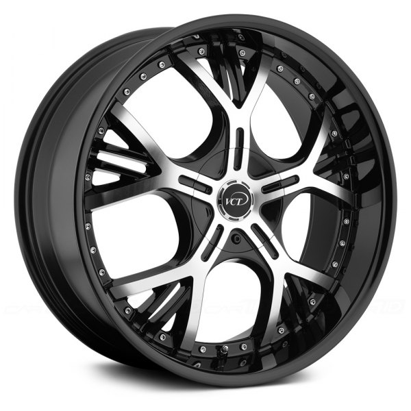 VCT® - VEZZARO Black with Machined Face