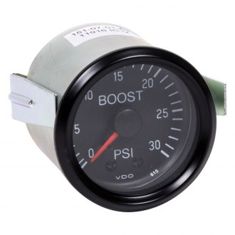 VDO® - Boost Press Gauge 30 PSI