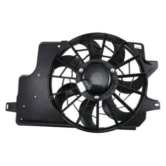 VDO® - Engine Cooling Fan Assembly