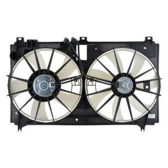 VDO® - Dual Radiator and Condenser Fan Assembly