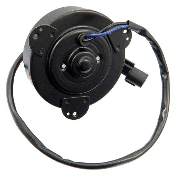 Vdo pm9151 a c condenser fan motor for Compressor fan motor replacement
