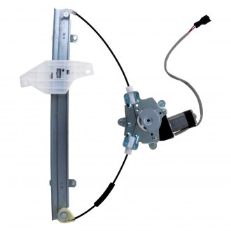 VDO® - Front Driver Side Power Window Regulator and Motor Assembly