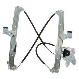 VDO® - Rear Passenger Side Power Window Regulator and Motor Assembly