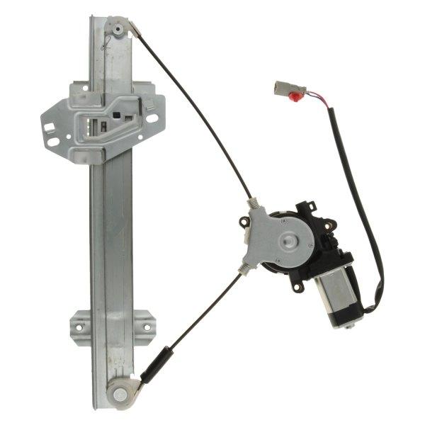 Vdo wl41716 power window motor and regulator assembly Window motor and regulator cost