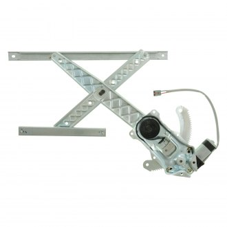 VDO® - Front Power Window Regulator and Motor Assembly