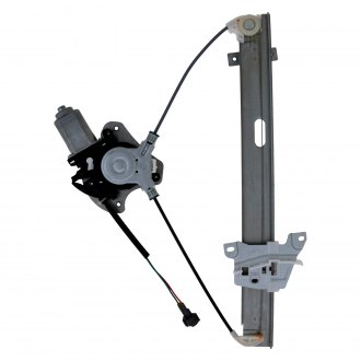 VDO® - Rear Driver Side Power Window Regulator and Motor Assembly