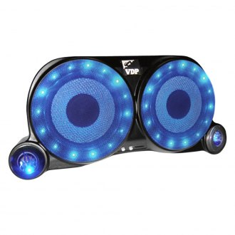 VDP® - Four Speaker Sound Wedge with LED