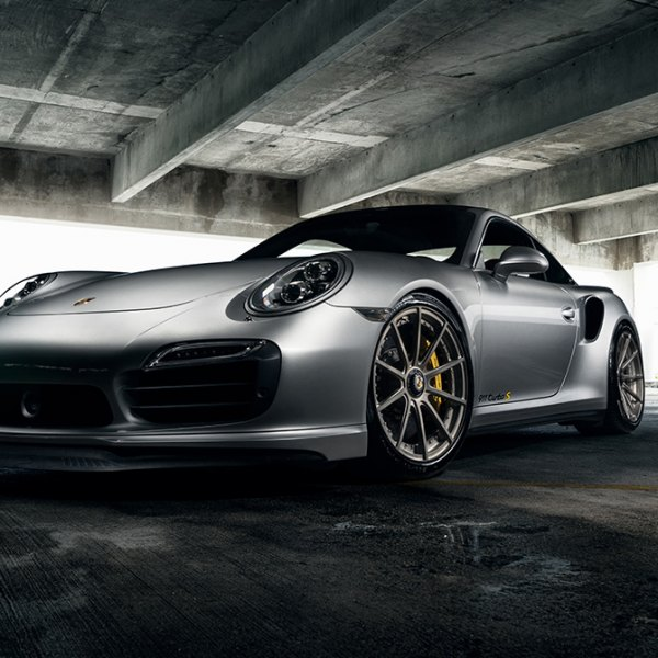 VELGEN® - VFMP10 on Porsche 911 Turbo-S