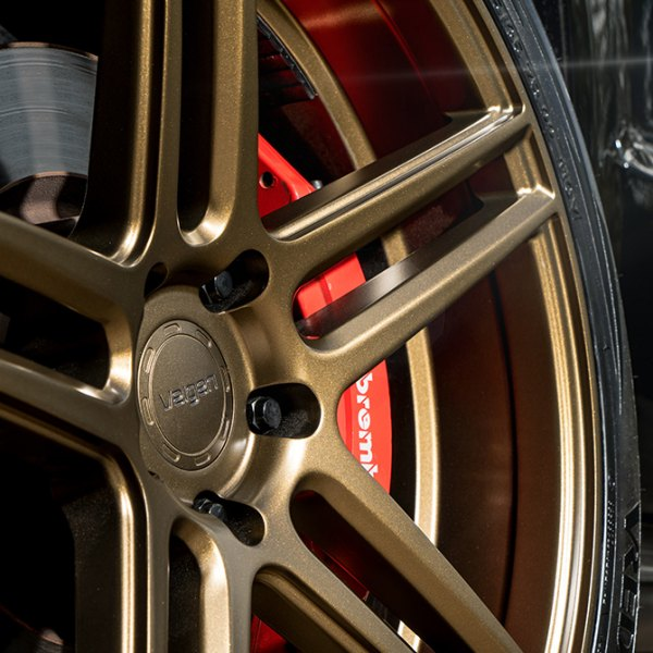 VELGEN® - Split5 Bronze on Jeep Grand Cherokee SRT8
