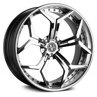 VELLANO® - VCX 3PC Chrome