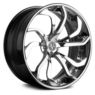 VELLANO® - VCY 3PC Chrome