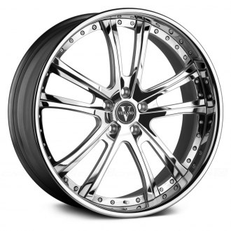 VELLANO® - VKE 3PC Chrome