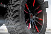 VELLANO® - VKU Custom Painted Concave Series on Jeep Wrangler