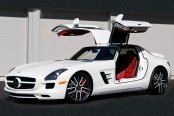 VELLANO® - VRU Custom Painted on Mercedes SLS AMG