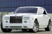 VELLANO® - VSD Brushed with Chrome Lip on Rolls Royce Phantom