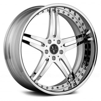 VELLANO® - VSH 3PC Chrome