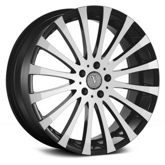 VELOCITY® - VW13 Black with Machined Face
