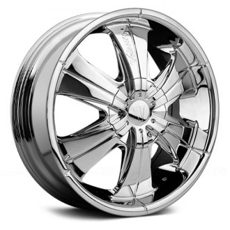 VELOCITY® - VW166 Chrome