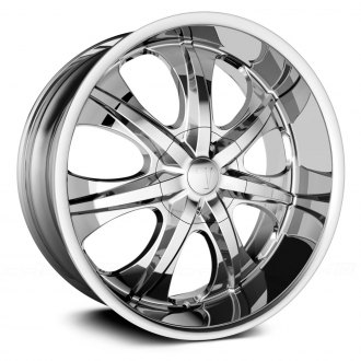 VELOCITY® - VW725S Chrome