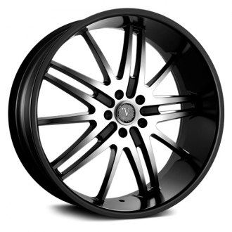 VELOCITY® - VW910 Black with Machined Face