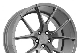 "VERDE® - AXIS Matte Graphite (20"" x 9"", +20 Offset, 5x114.3 Bolt Pattern, 74.1mm Hub)"