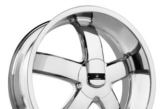 "VERDE® - SKYLON Chrome (18"" x 8"", +38 Offset, 6x127 Bolt Pattern, 78.3mm Hub)"