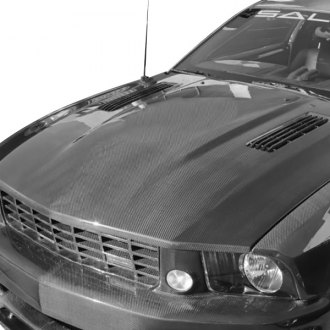 CA Super Coupes® - Saleen Style Hood