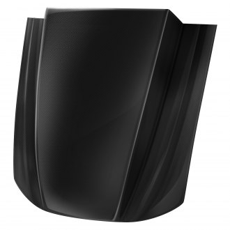 Vertical Doors® - CA Super Coupes™ Custom Hoods