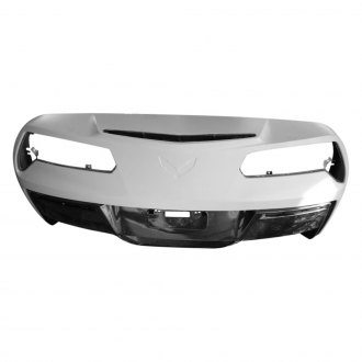 CA Super Coupes® - Corvette C7 Conversion Rear Bumper