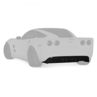 CA Super Coupes® - ZLR Style Exhaust Diffuser
