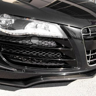 German Rush®  - V10 Style Carbon Fiber Front Splitter