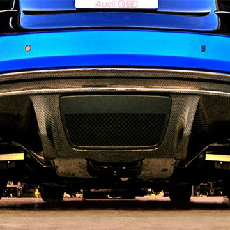 German Rush® - V10 Style Rear Diffuser